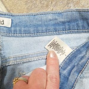 Mudd Shorts - {2 for 10} Mudd distressed jean shorts sz 7
